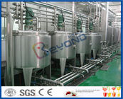 Fruit Juice Beverage Production Equipment With Beverage Filling Machine