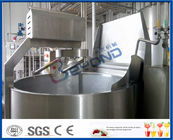Dairy Processing Cheese Maker Machine , Cheese Manufacturing Equipment