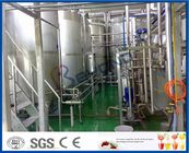 Beverage Industry Juice Making Machine , Turn Key Project Beverage Making Machine