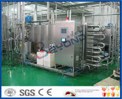 10000L / Day UHT Milk Processing Line With Milk Processing Unit 250 - 1000ml