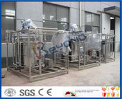Full Auto / Semi Auto Milk Pasteurization Equipment For Aseptic Filling Production