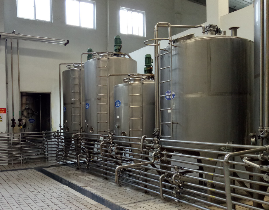 Industrial Yogurt Making Machine With Cup Filling 150 - 600kw Power Consumption